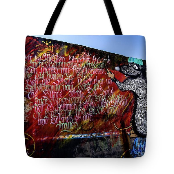 Graffiti_02 Tote Bag