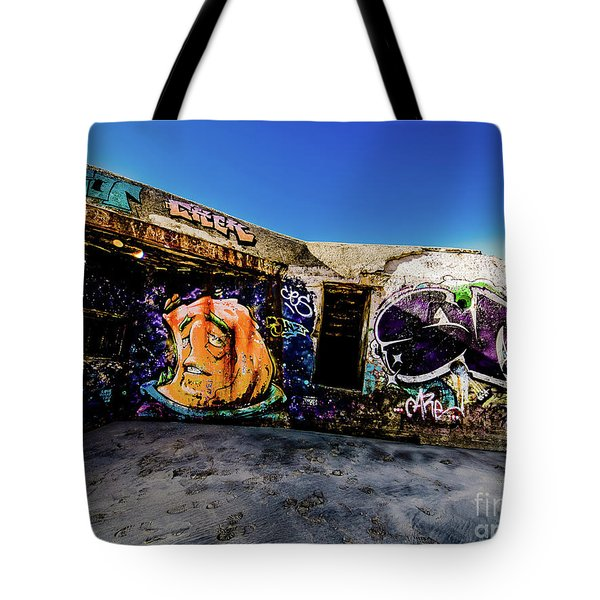 Graffiti_03 Tote Bag