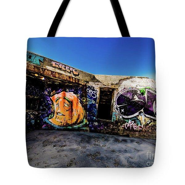 Graffiti_03 Tote Bag
