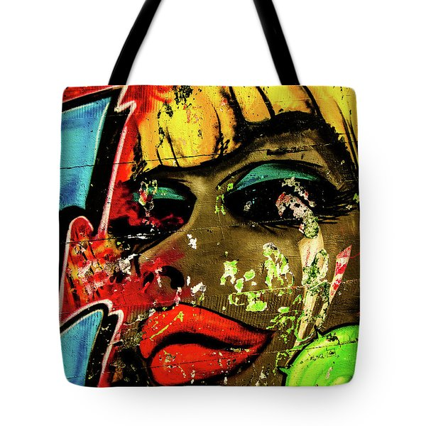 Graffiti_04 Tote Bag