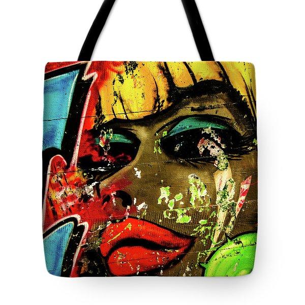 Graffiti_04 Tote Bag