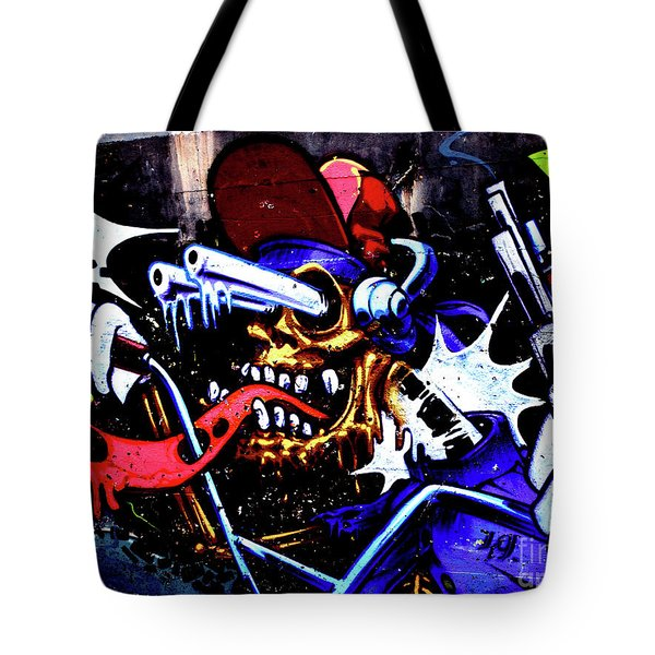Graffiti_05 Tote Bag