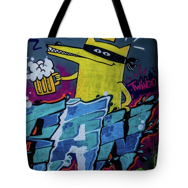 Graffiti_10 Tote Bag