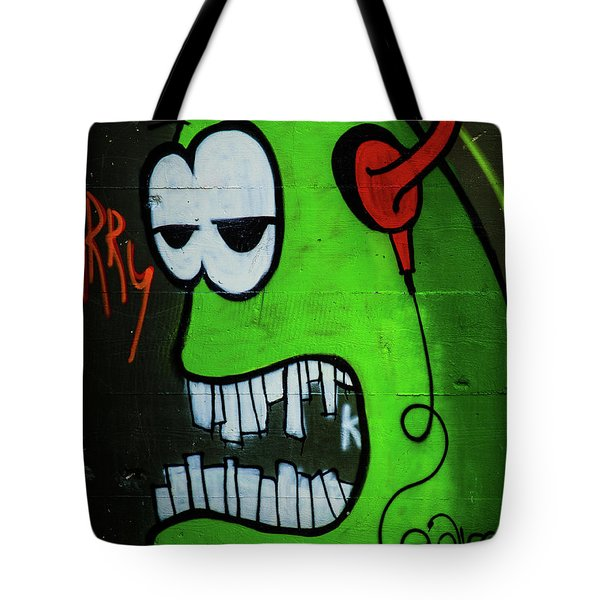 Graffiti_12 Tote Bag