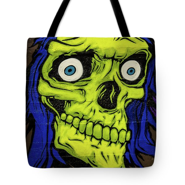 Graffiti_13 Tote Bag