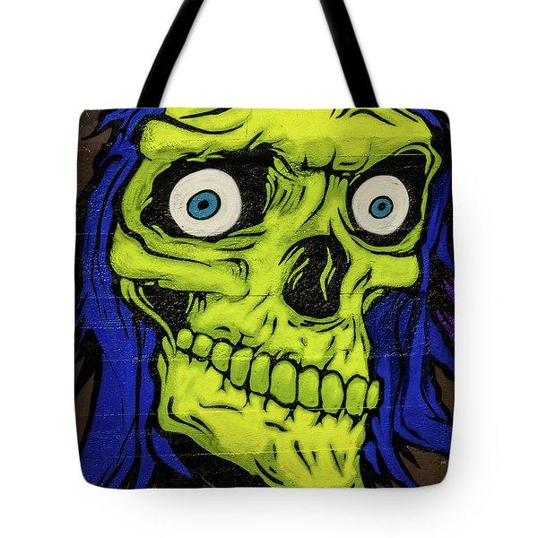Graffiti_13 Tote Bag