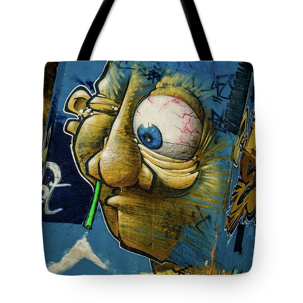 Graffiti_14 Tote Bag