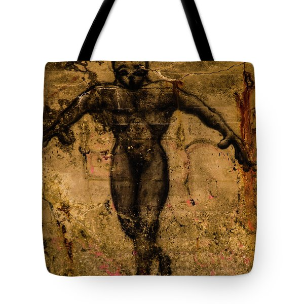Graffiti_15 Tote Bag