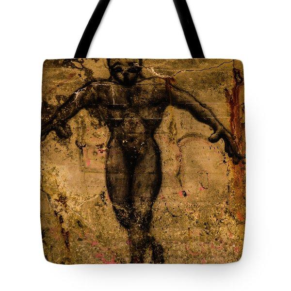 Graffiti_15 Tote Bag
