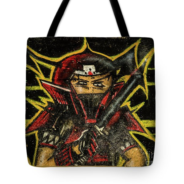 Graffiti_16 Tote Bag