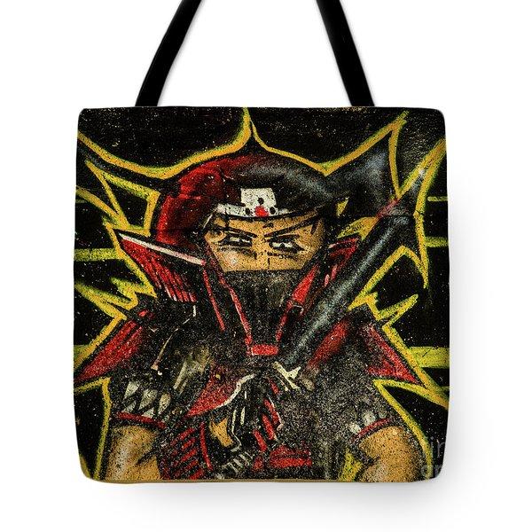 Graffiti_16 Tote Bag