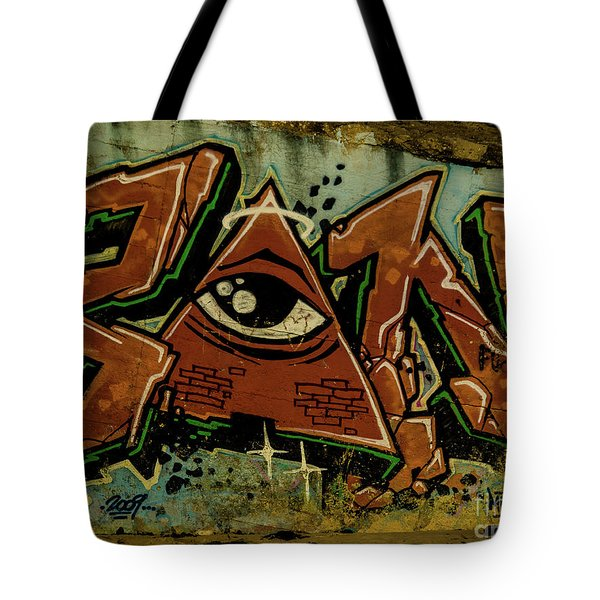 Graffiti_17 Tote Bag