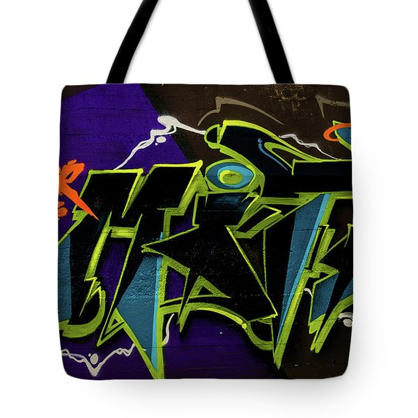 Graffiti_18 Tote Bag