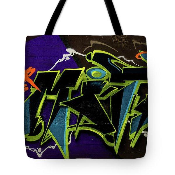 Graffiti_18 Tote Bag