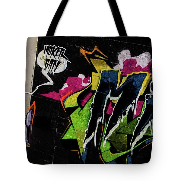 Graffiti_19 Tote Bag