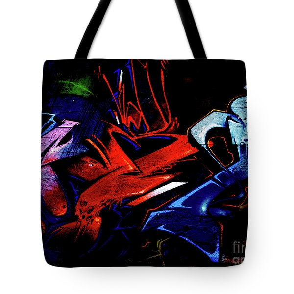Graffiti_20 Tote Bag