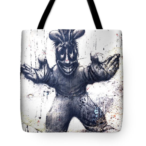 Graffiti_21 Tote Bag