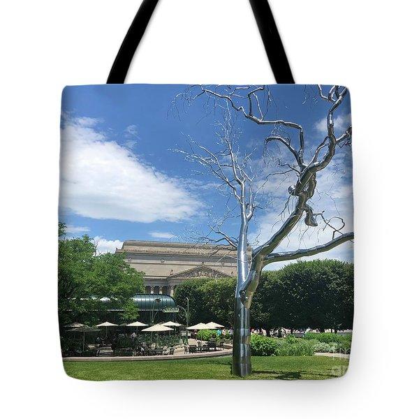 Graft Tote Bag