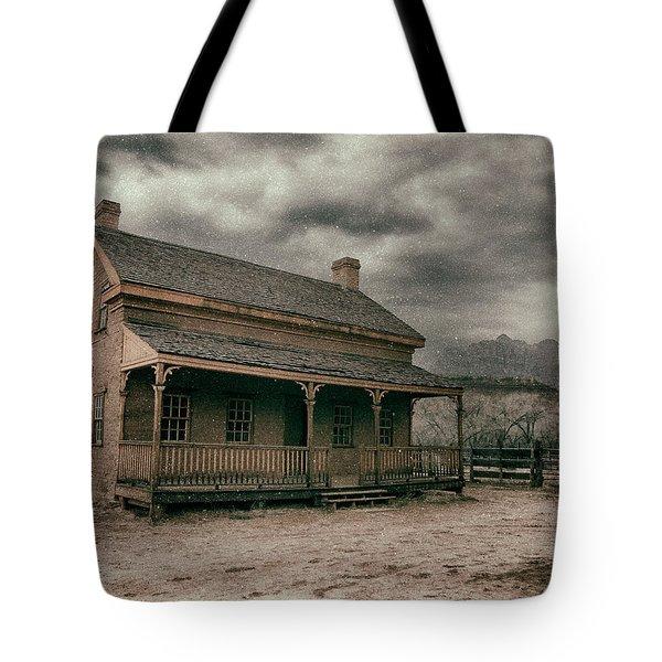 Grafton Cabin Tote Bag