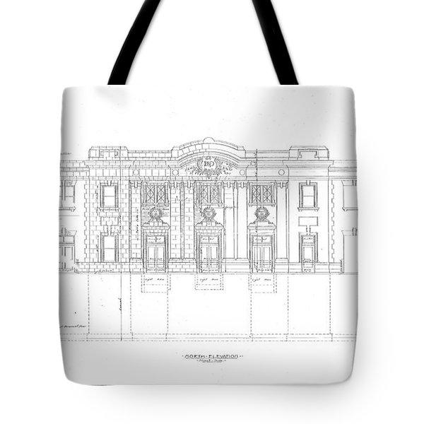 Grafton Station Tote Bag