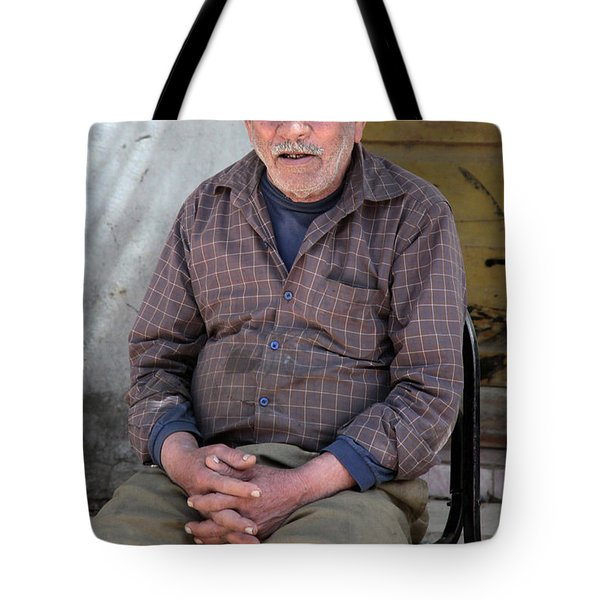 Graham Tote Bag