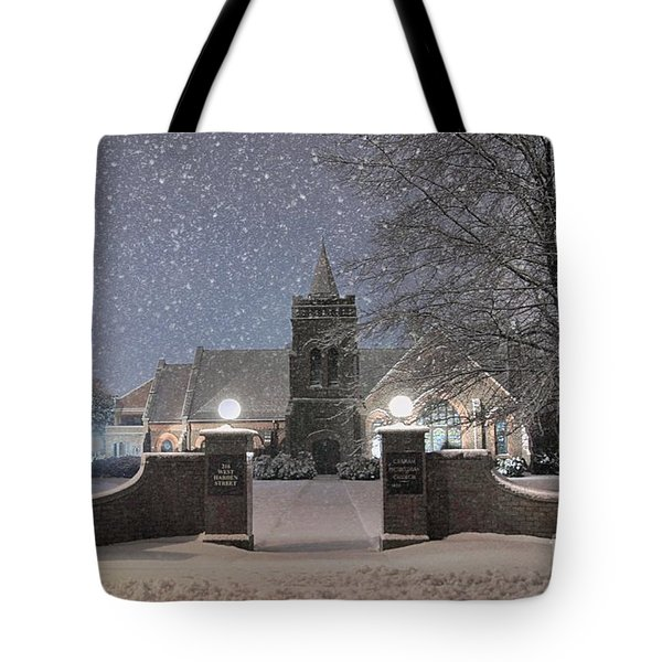 Graham Presbyterian Church Tote Bag