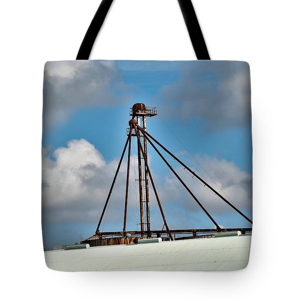 Tote Bag featuring the photograph Grain Is Life ...  by Ray Shrewsberry