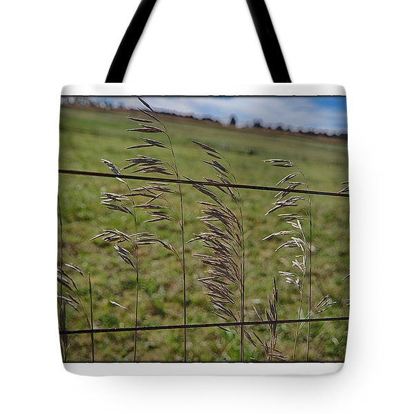 Grain Tote Bag by R Thomas Berner