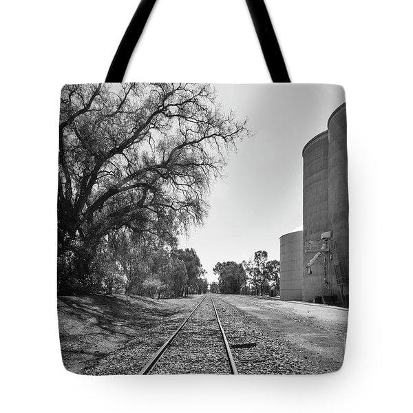 Grain Silos, Devenish Tote Bag