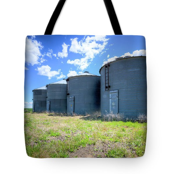Grain Storage Tote Bag