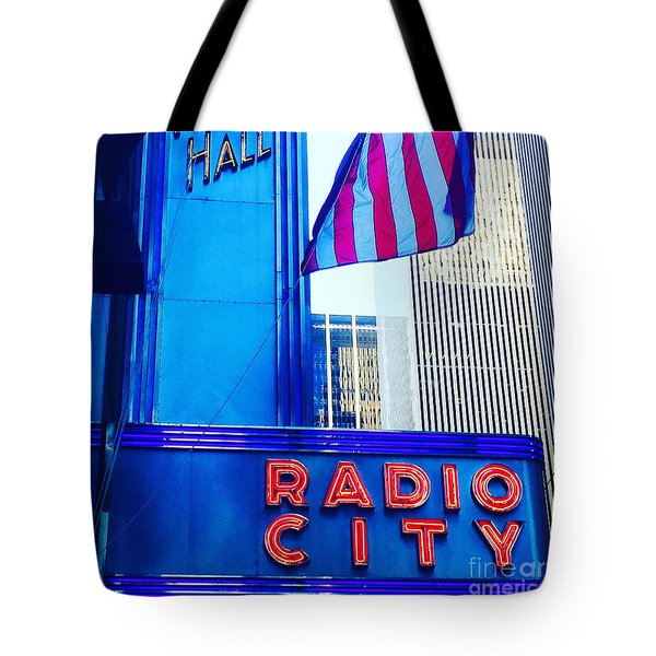 Grand  Tote Bag by Beth Saffer