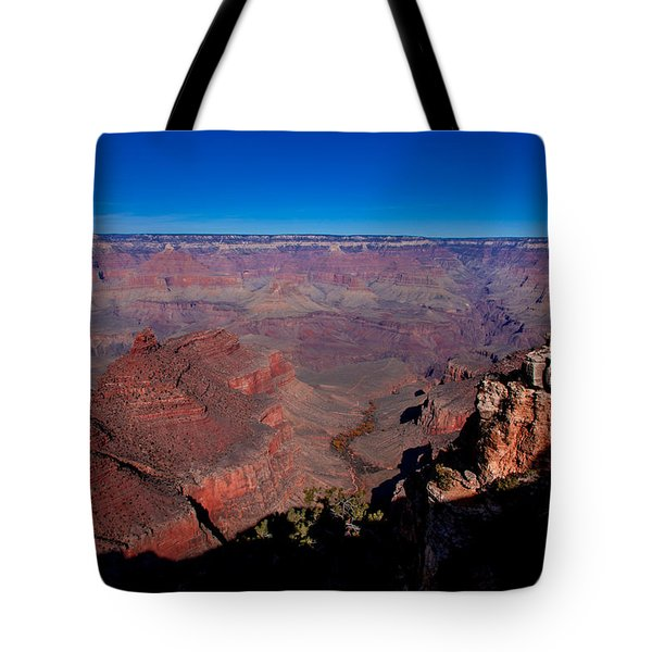 Tote Bag featuring the photograph Grand Canyon 1 by Donna Corless