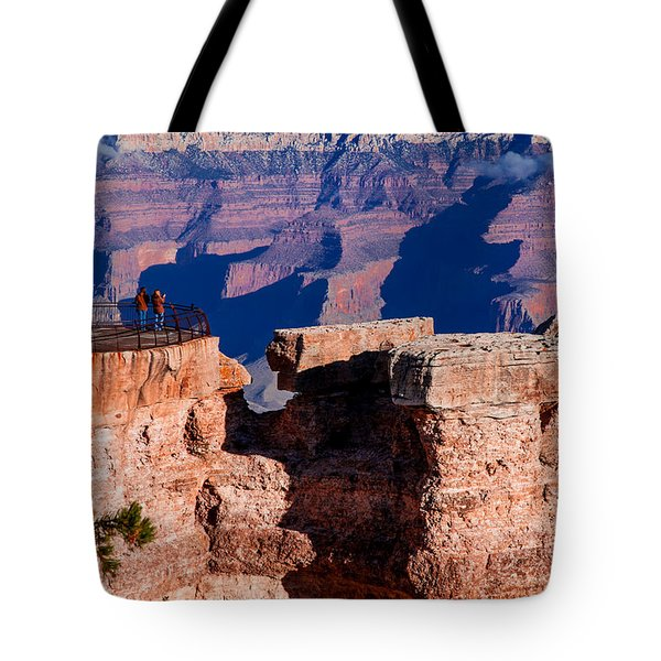 Tote Bag featuring the photograph Grand Canyon 16 by Donna Corless