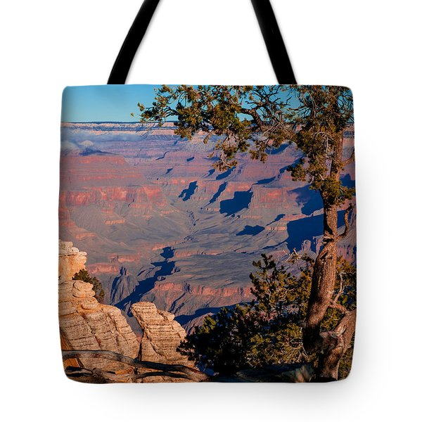 Tote Bag featuring the photograph Grand Canyon 20 by Donna Corless