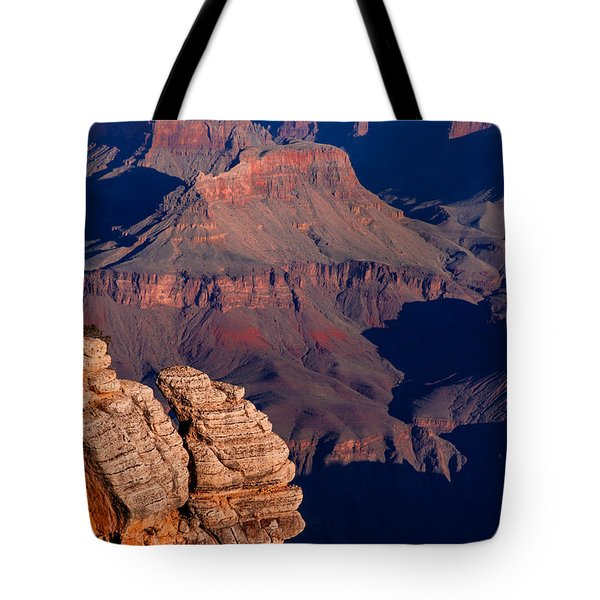 Tote Bag featuring the photograph Grand Canyon 24 by Donna Corless