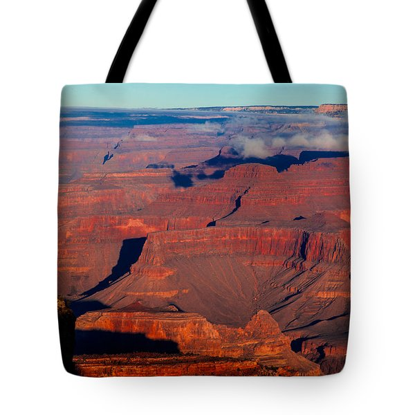 Tote Bag featuring the photograph Grand Canyon 32 by Donna Corless