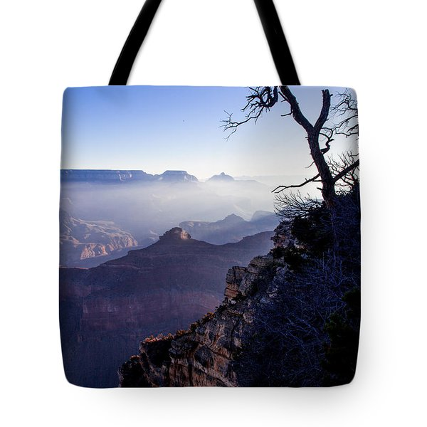 Tote Bag featuring the photograph Grand Canyon 33 by Donna Corless