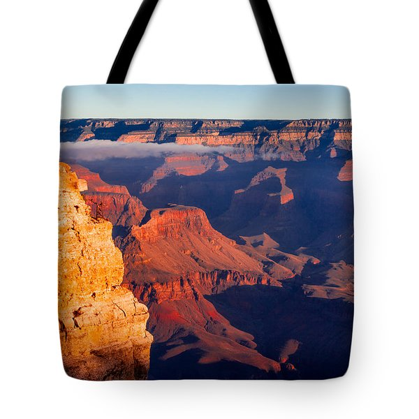 Tote Bag featuring the photograph Grand Canyon 35 by Donna Corless