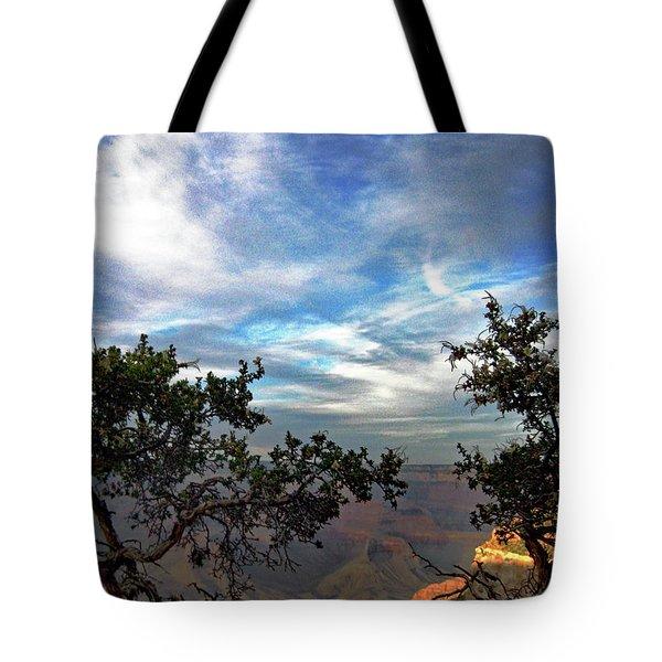 Grand Canyon No. 4 Tote Bag by Sandy Taylor