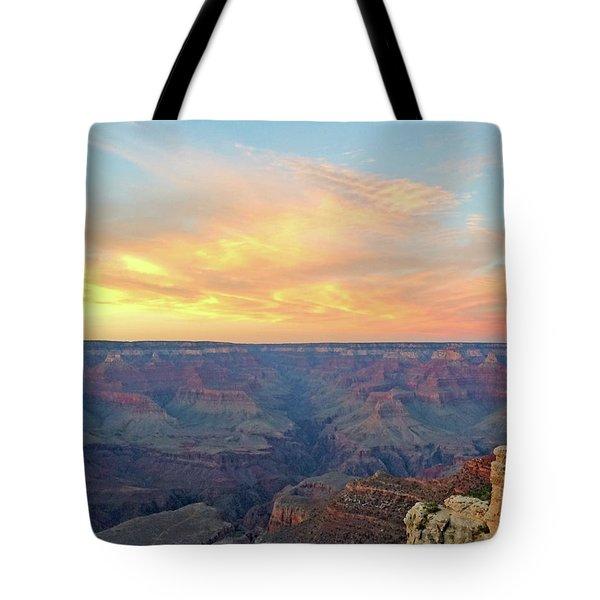 Grand Canyon No. 5 Tote Bag by Sandy Taylor