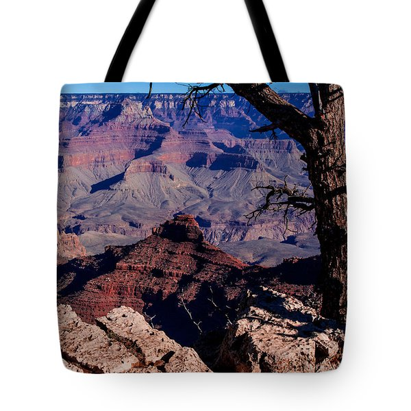 Tote Bag featuring the photograph Grand Canyon 7 by Donna Corless