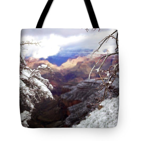 Grand Canyon Branch Tote Bag