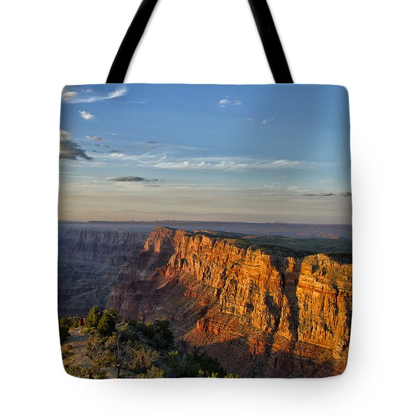 Tote Bag featuring the photograph Grand Canyon Daze by Tom Kelly