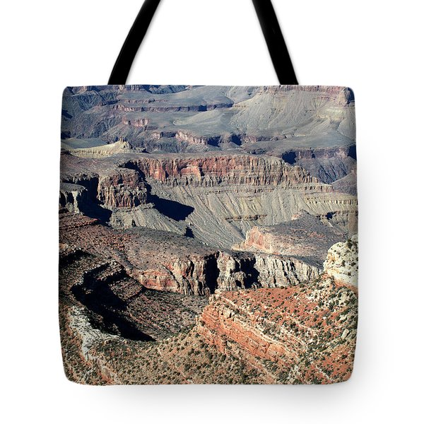 Grand Canyon Greatness Tote Bag by Paul Cannon