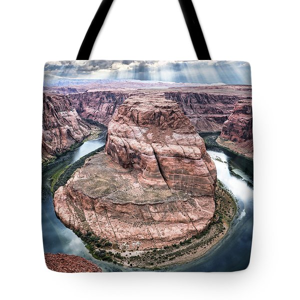 Grand Canyon Horseshoe Bend Tote Bag