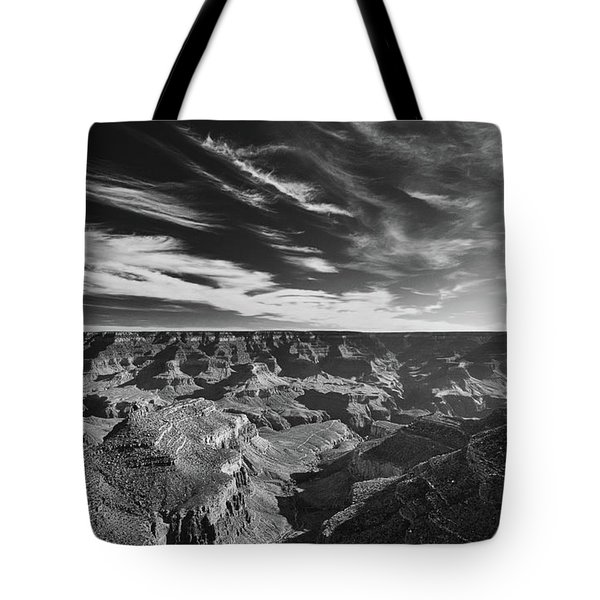 Grand Canyon In Motion Tote Bag