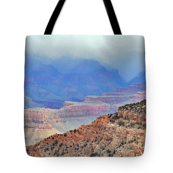 Grand Canyon Levels Tote Bag