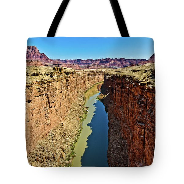 Grand Canyon National Park Colorado River Tote Bag