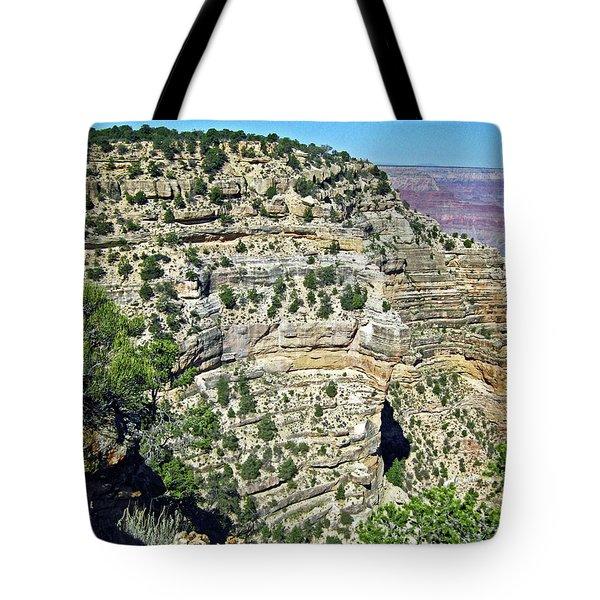 Grand Canyon No. 7-1 Tote Bag