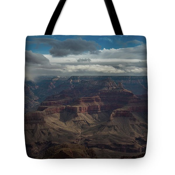 Tote Bag featuring the photograph Grand Canyon by Phil Abrams